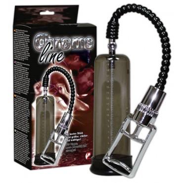 bomba-pene-chrome-line