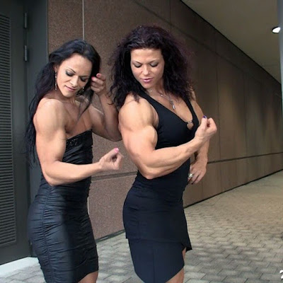 Ci confrontiamo i muscoli
