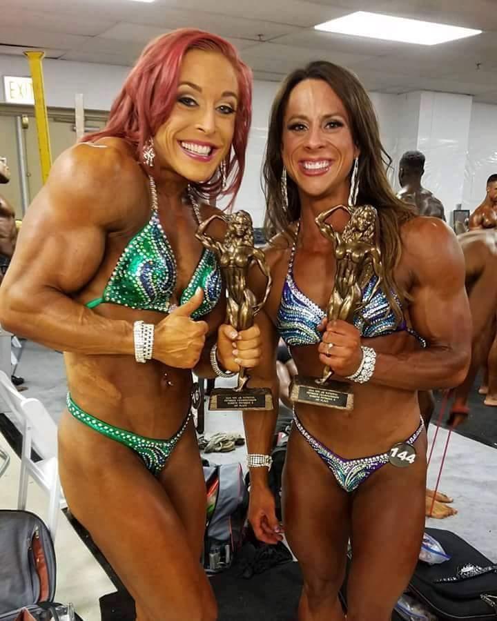 Siamo le regine dei muscoli