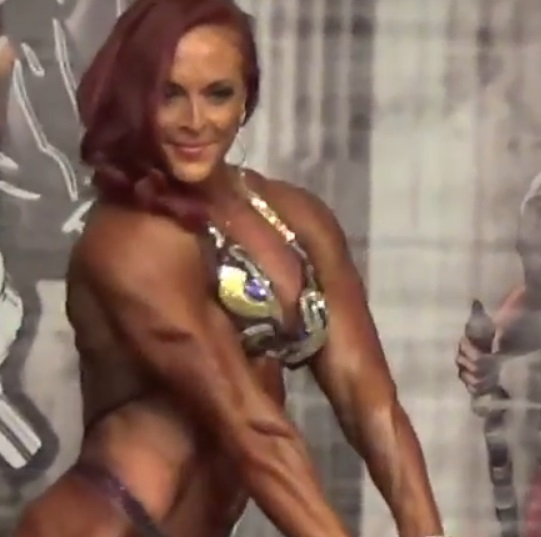 Video: ⭐️IFBB Physique Pro Katie Lee in 1st Callout