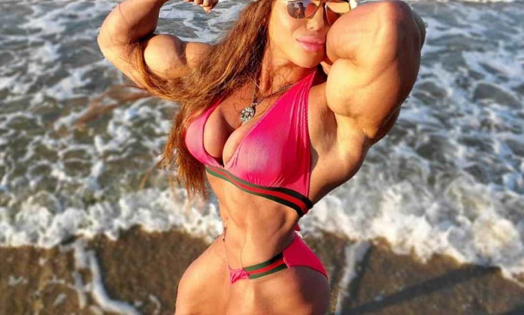 Natalia ha talmente tanti muscoli