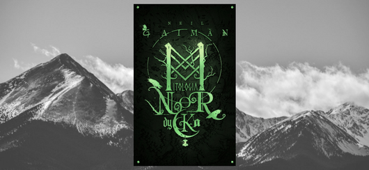 """""""Mitologia nordycka"""" Neil Gaiman - recenzja"""