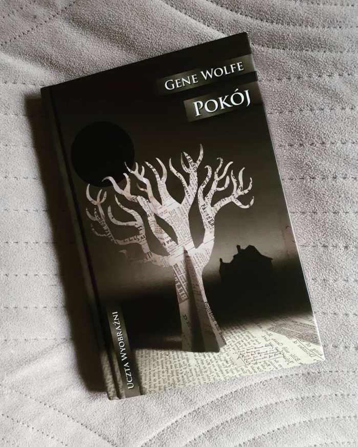 """""""Pokój"""" Gene Wolfe - recenzja"""