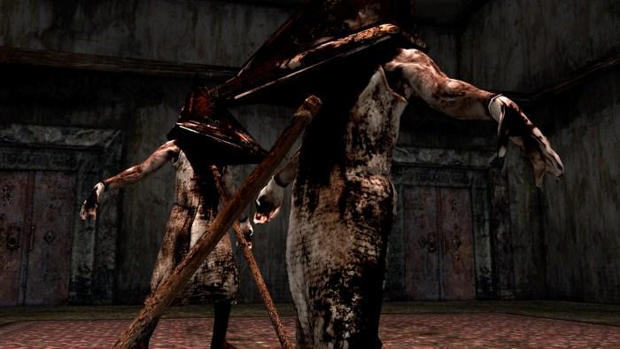Silent Hill - Piramidogłowi