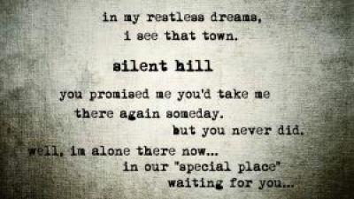 Silent Hill - Fantasmarium