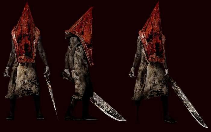 Piramidogłowy - Silent Hill 2