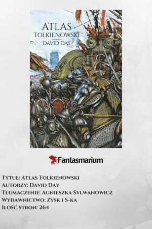 Atlas Tolkienowski - David Day - recenzja