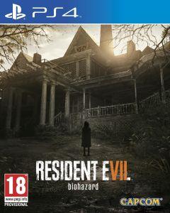 Najlepsze horrory - gry - Resident Evil