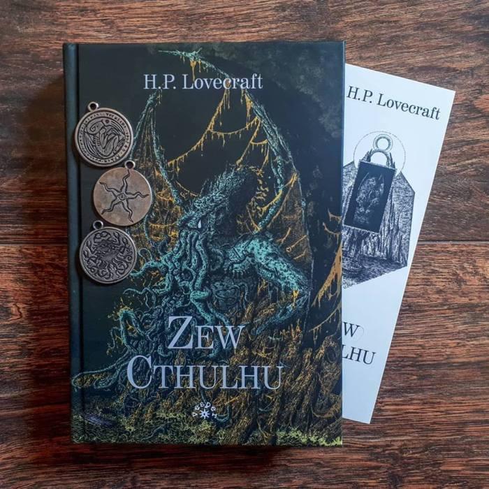 """Zew Cthulhu"" H.P. Lovecraft - recenzja"