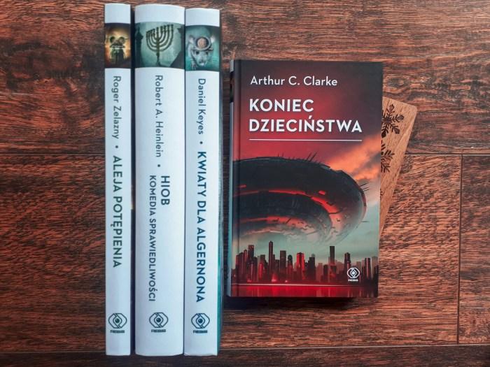 """""""Koniec dzieciństwa"""" Arthur C. Clarke"""