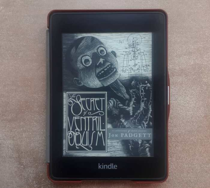 """The Secret of Ventriloquism"" Jon Padgett - recenzja"