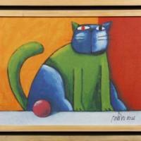 Os Gatos de Gustavo Rosa