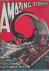 Amazing Stories, June 1926