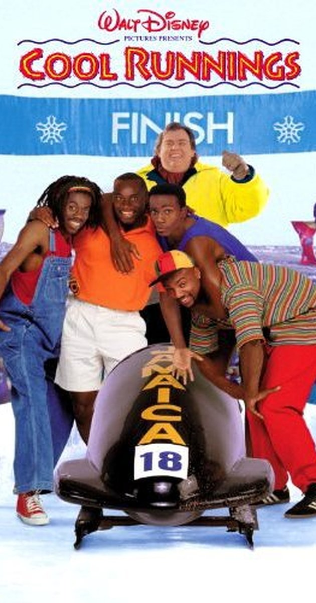 Cool Runnings-John Candy movies