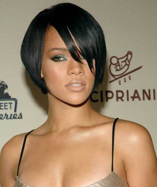 Stunning Raven Bobs - Bob Hairstyles For Black Women