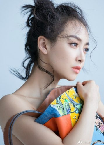 Victoria Song - beautiful Chinese Actresses