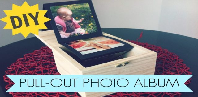 Pull out Photo Album