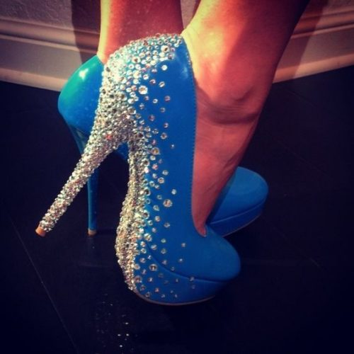 Heels Makeover Shoes - fabulous shoe makeovers