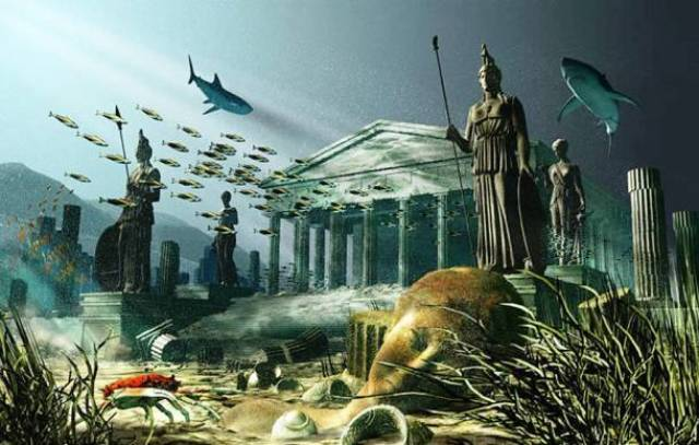 The Lost city of Atlantis - greatest unsolved mysteries