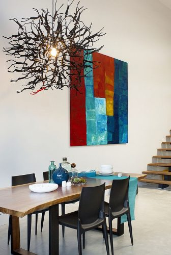 Abstract lighting - make your home shine brighter