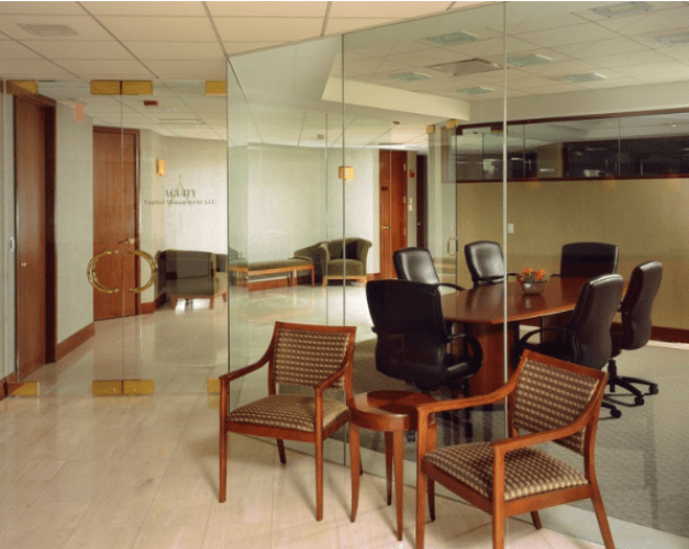 The contemporary design of a conference room - modern conference room design ideas