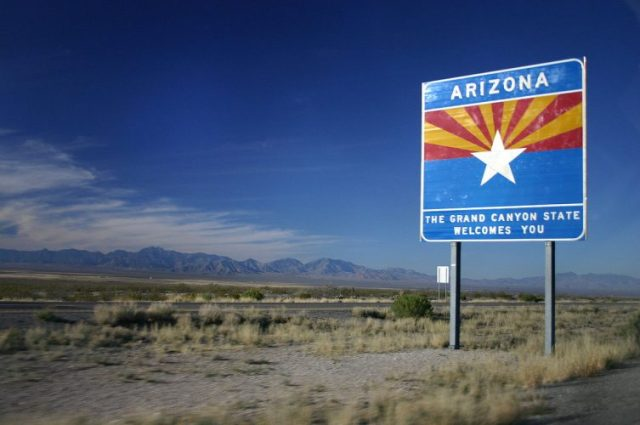 Arizona - last states to join the united states