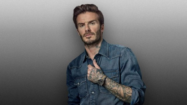 David Beckham - richest footballers