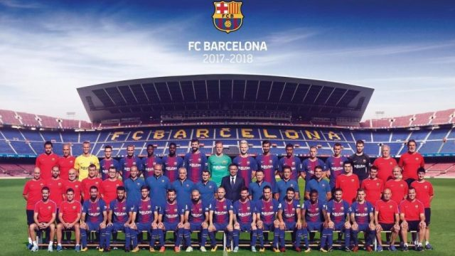Barcelona - richest football clubs