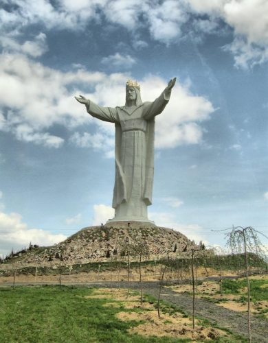 Christ the King, Poland - famous Jesus statues
