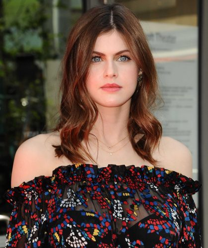 Alexandra Daddario - Female Celebrities with the Most Beautiful Eyes