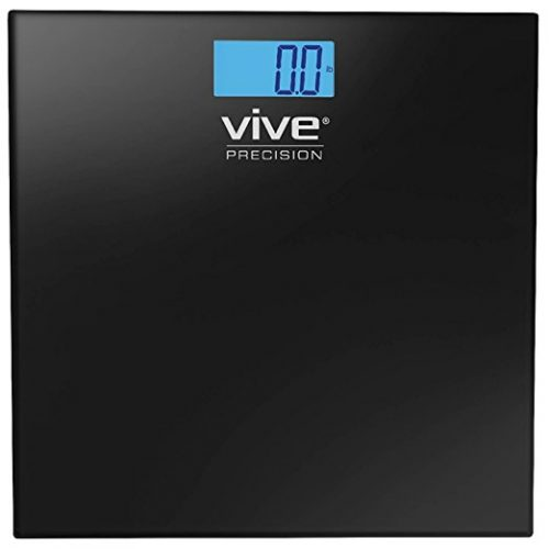 Vice Precision Digital Bathroom Scale - Digital Bathroom Scale