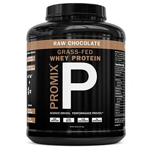 ProMix Nutrition Container Of Chocolate Grass-Fed Whey Protein - Protein Powders For Women