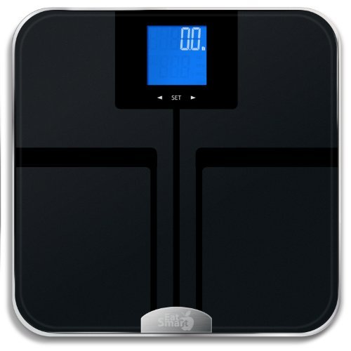 EatSmart Products Precision Getfit Digital Body Fat Scale - Best Smart Scales