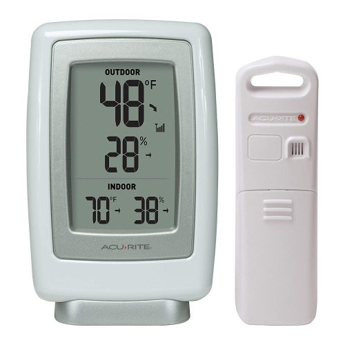 AcuRite 00611A3 Wireless Thermometer - Best Outdoor Thermometers
