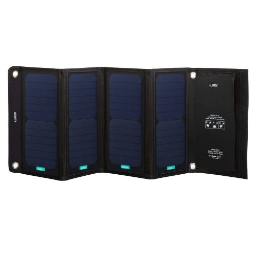 AUKEY 28W Solar Charger - Solar Chargers
