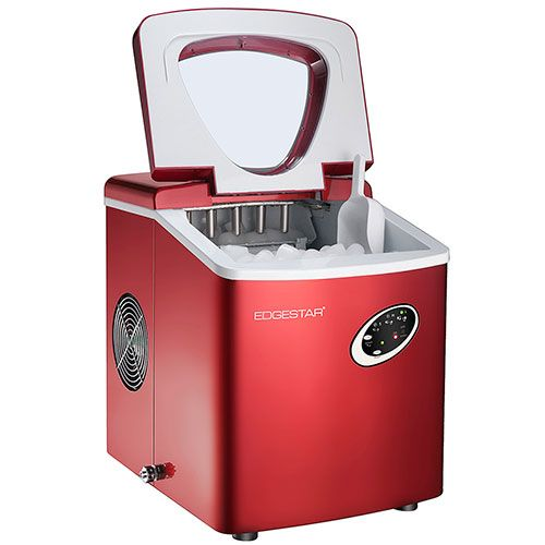 EdgeStar IP210RED - Ice Makers