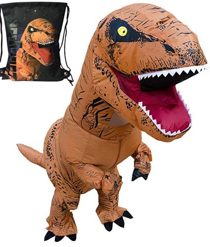 LuckySun  Inflatable T-rex Pterosaur - Halloween Inflatable Costumes