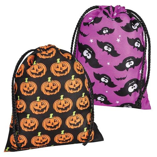 Rinco Large Assorted Halloween Bags - Halloween Treat Bags
