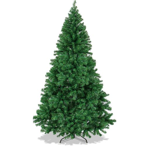 Best Choice Products Premium Hinged Pine Tree - Artificial Christmas Trees