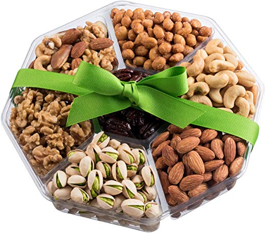 Nut Cravings Nuts Gift Baskets - Roasted Nuts