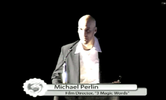 Author/Filmmaker Michael Perlin