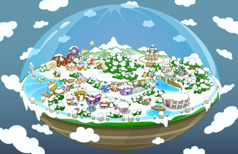 snow-map