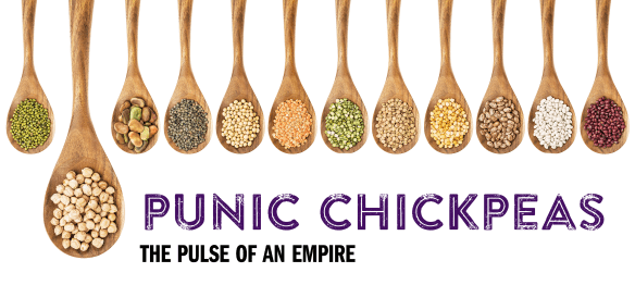 punic chickpeas - the pulse of an empire #fantasticdrivel