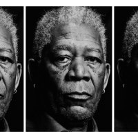 Morgan Freeman wears his earrings because they are just worth enough to pay for a coffin in case he dies in a strange place.
