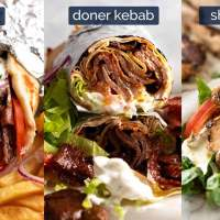 Gyro, Döner, Shawarma: What's The Difference?