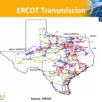 Texas has it's own separate electrical grid from the rest of the US. This was done for political purposes so that they didn't have to deal with Federal regulations.
