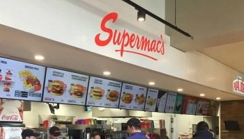 Supermacs Restaurant