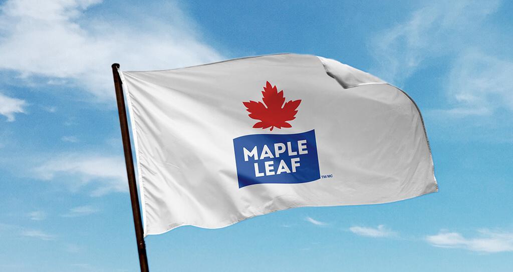 Maple Leaf Foods Flag