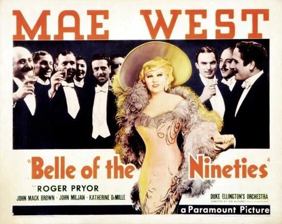 Belle of the Nineties