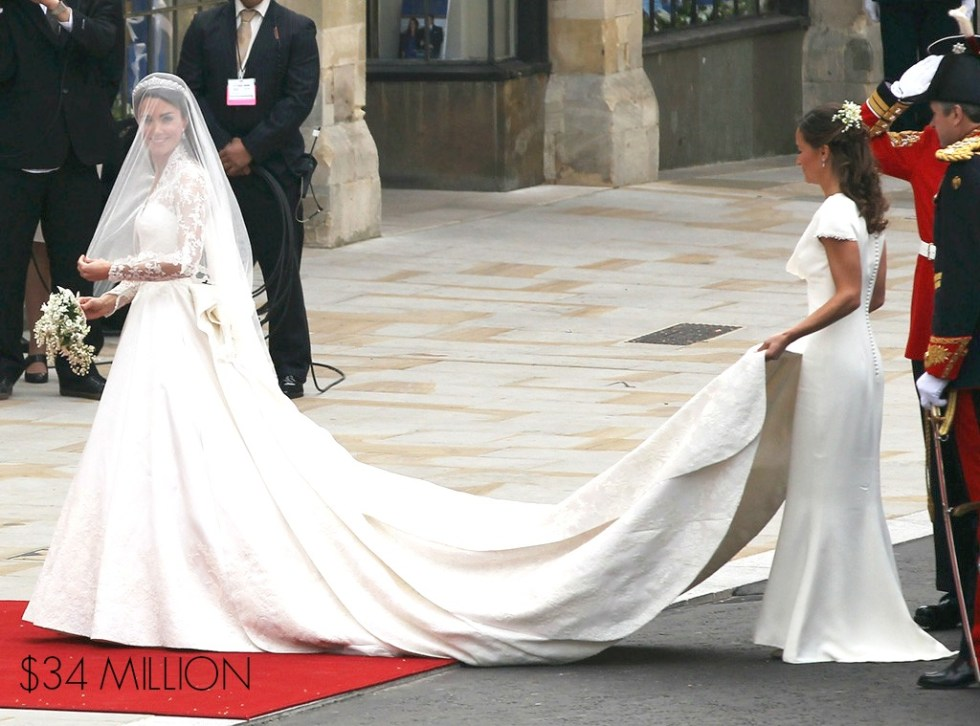 celebrity wedding Prince William and Kate Middleton